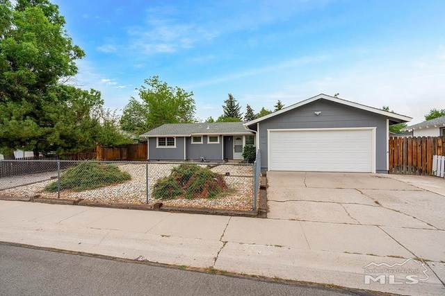 1027 Armory Lane, Carson City, NV 89071 (MLS #210011079) :: Chase International Real Estate