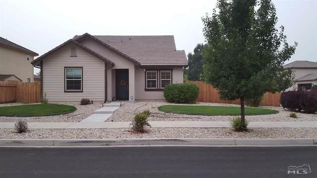 1107 Sienna Ct, Minden, NV 89423 (MLS #210011081) :: Chase International Real Estate