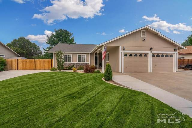 145 Veronica, Sparks, NV 89436 (MLS #210011082) :: Theresa Nelson Real Estate