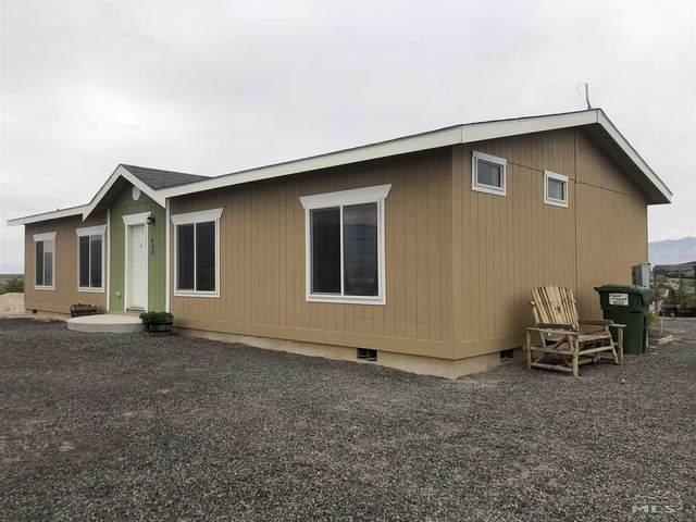 630 26th St., Battle Mountain, NV 89820 (MLS #210011083) :: NVGemme Real Estate