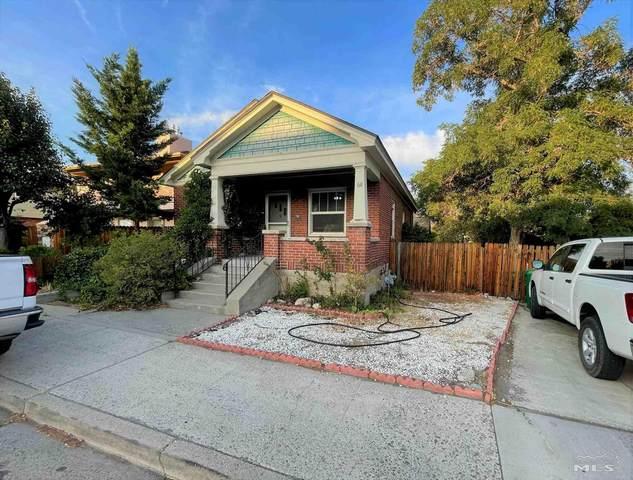 68 Keystone Ave, Reno, NV 89503 (MLS #210011085) :: NVGemme Real Estate