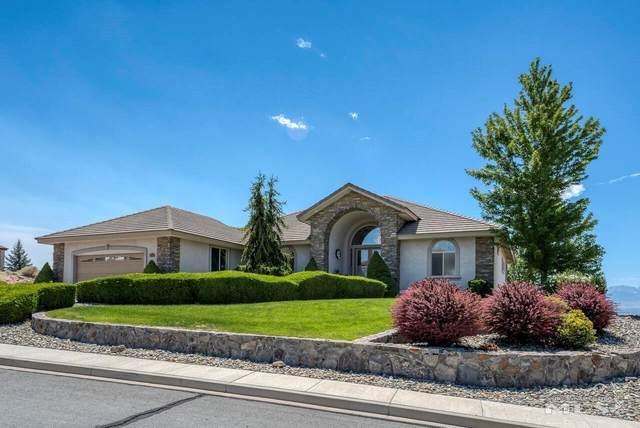 5567 Vista Terrace Ln, Sparks, NV 89436 (MLS #210011087) :: NVGemme Real Estate