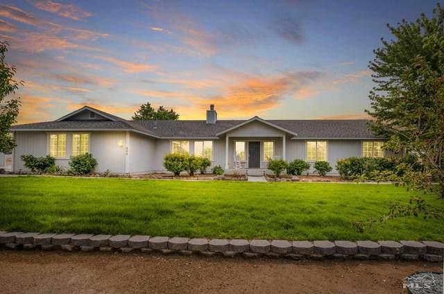 204 Gold Creek Drive, Dayton, NV 89403 (MLS #210011088) :: Chase International Real Estate