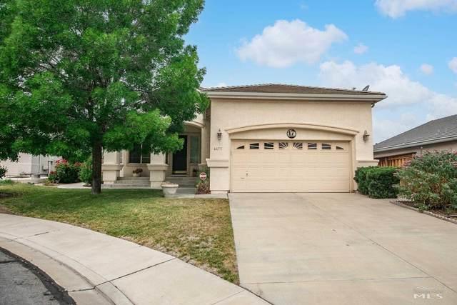 4475 Scott Peak Cir., Sparks, NV 89436 (MLS #210011092) :: NVGemme Real Estate