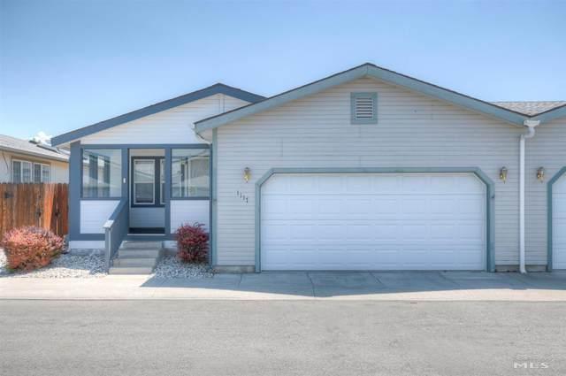 1117 Gambrel Drive, Carson City, NV 89701 (MLS #210011095) :: Chase International Real Estate
