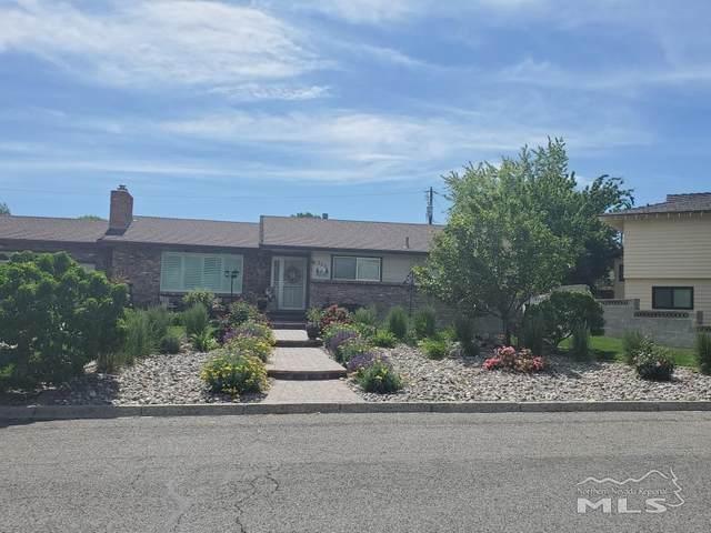 320 E Minor St., Winnemucca, NV 89445 (MLS #210011099) :: Morales Hall Group