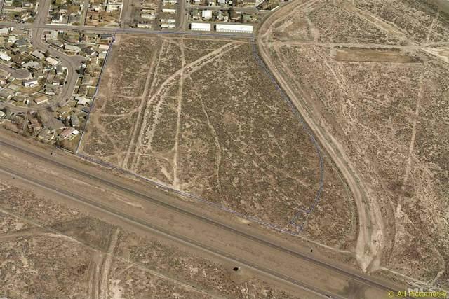 Wilson Ave, Battle Mountain, NV 89820 (MLS #210011100) :: NVGemme Real Estate