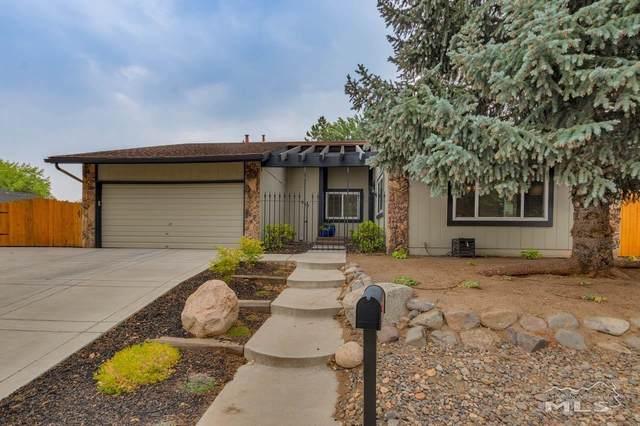960 Twin Pines Rd., Reno, NV 89509 (MLS #210011101) :: NVGemme Real Estate