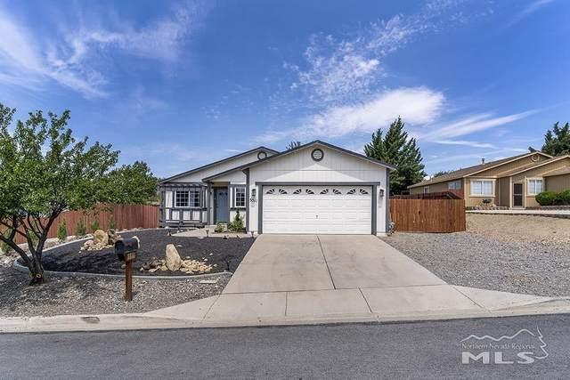 5511 Hurricane Court, Sun Valley, NV 89433 (MLS #210011105) :: Theresa Nelson Real Estate