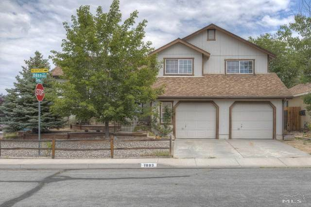 1883 Bliss Court, Carson City, NV 89701 (MLS #210011106) :: Chase International Real Estate