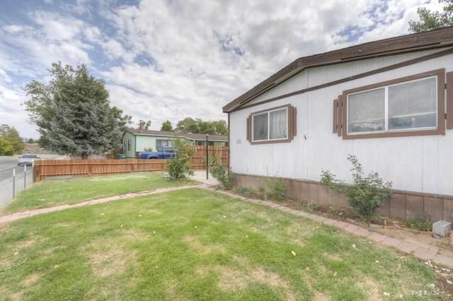 933 Vassar Street, Carson City, NV 89705 (MLS #210011108) :: Theresa Nelson Real Estate