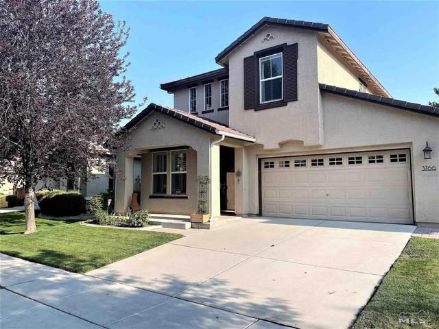 3766 Allegrini Dr, Sparks, NV 89436 (MLS #210011109) :: Theresa Nelson Real Estate