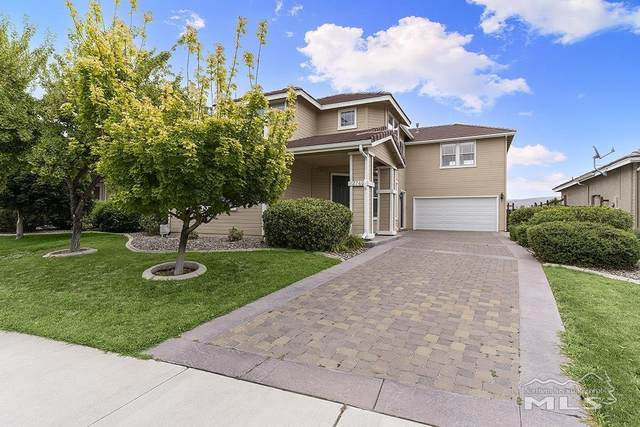 2760 Arrowsmith Drive, Sparks, NV 89436 (MLS #210011111) :: Theresa Nelson Real Estate