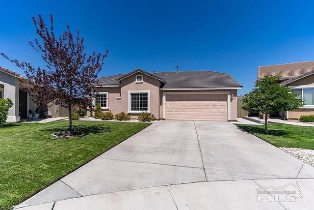 1729 Canyon Shadow Circle, Reno, NV 89521 (MLS #210011112) :: Chase International Real Estate