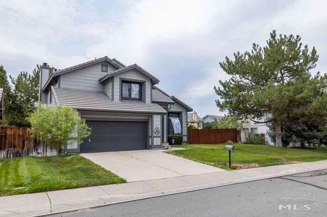 5265 Santa Lupe Avenue, Sparks, NV 89436 (MLS #210011114) :: NVGemme Real Estate