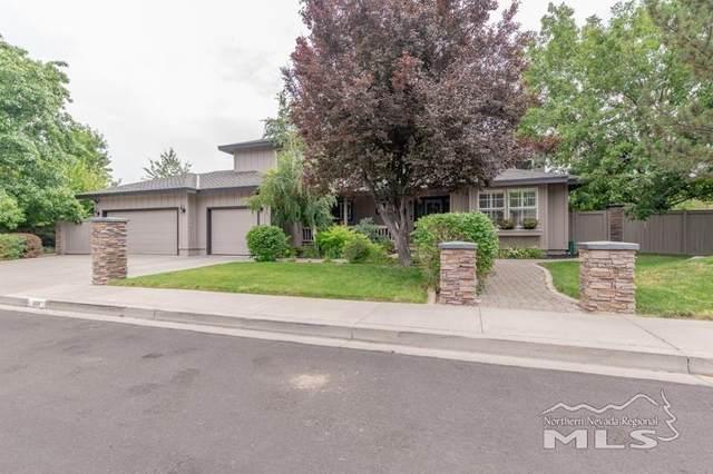 800 Huffaker Estates Circle, Reno, NV 89511 (MLS #210011115) :: Morales Hall Group