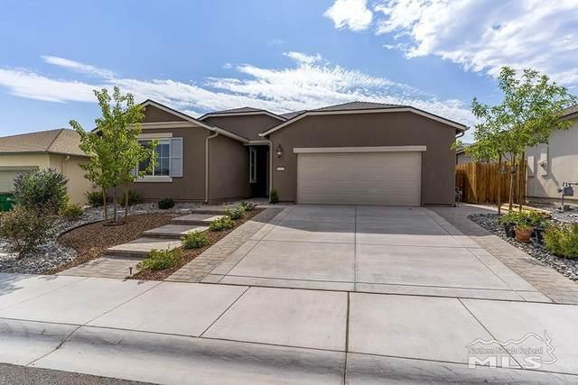 1122 Elk Ridge Dr, Carson City, NV 89701 (MLS #210011118) :: Chase International Real Estate