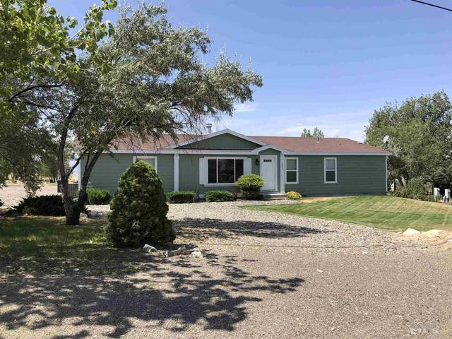5860 Water Canyon Rd., Winnemucca, NV 89445 (MLS #210011120) :: Morales Hall Group