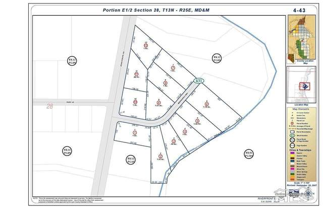 3 Maragoli, Yerington, NV 89447 (MLS #210011121) :: Chase International Real Estate