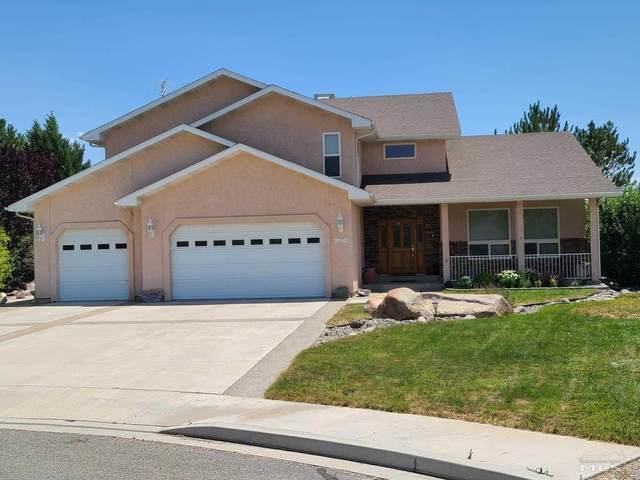 429 Silver Star, Yerington, NV 89447 (MLS #210011122) :: Chase International Real Estate