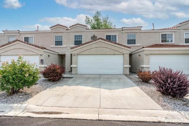5750 Vista Palomar 103 #103, Sparks, NV 89436 (MLS #210011123) :: NVGemme Real Estate