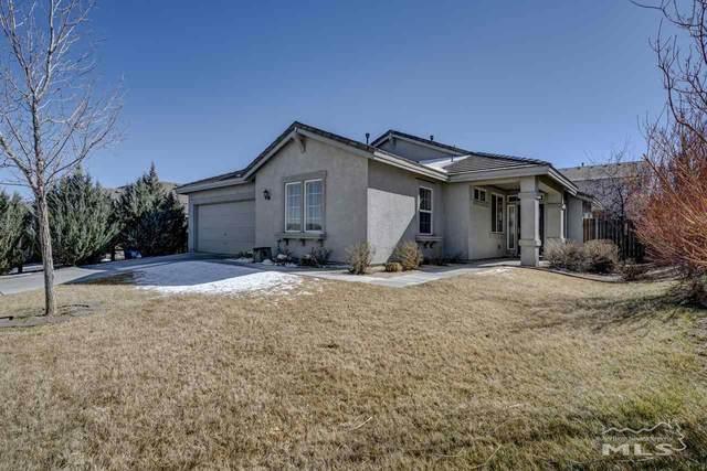 203 Hazelnut Ct, Fernley, NV 89408 (MLS #210011124) :: Theresa Nelson Real Estate