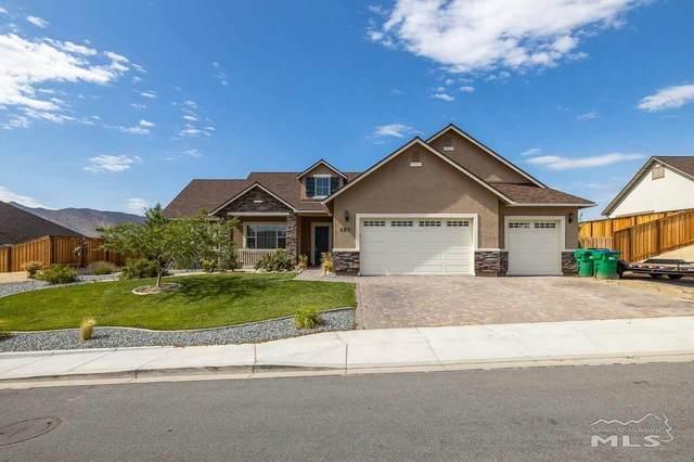 385 Horizon Ridge Road, Sparks, NV 89441 (MLS #210011128) :: Theresa Nelson Real Estate