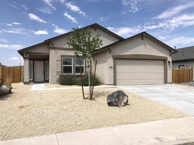 230 Red Oak Dr, Fernley, NV 89408 (MLS #210011129) :: Theresa Nelson Real Estate