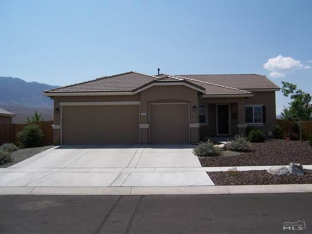 153 Jobe Drive, Dayton, NV 89403 (MLS #210011139) :: Chase International Real Estate