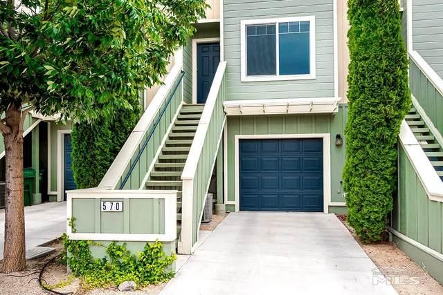 570 Preston Burr Ln, Reno, NV 89503 (MLS #210011141) :: Theresa Nelson Real Estate