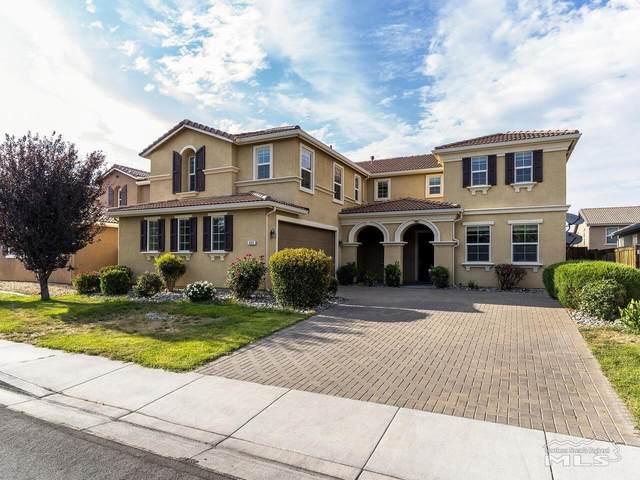 465 Luciana Dr, Reno, NV 89521 (MLS #210011142) :: Chase International Real Estate