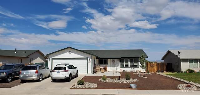 2208 Kadden Way, Dayton, NV 89403 (MLS #210011149) :: Theresa Nelson Real Estate