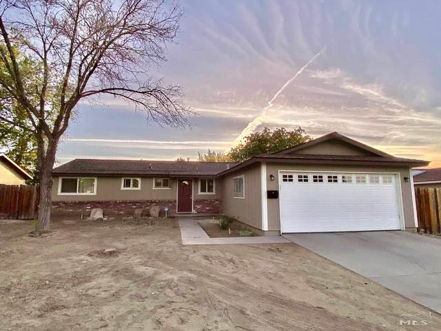 1408 Stanford Drive, Carson City, NV 89701 (MLS #210011150) :: Chase International Real Estate
