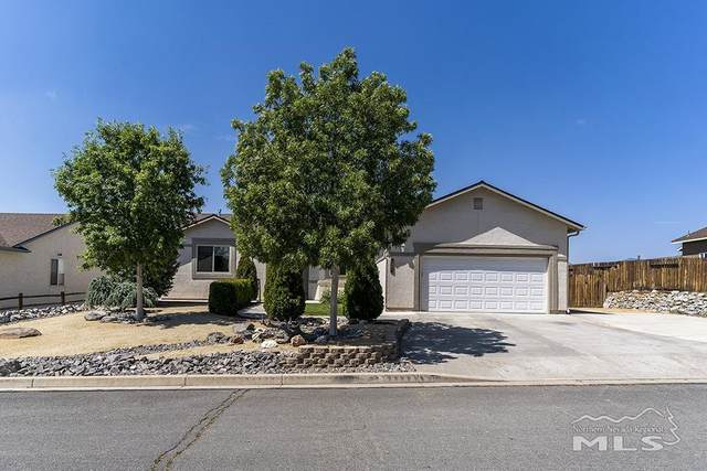 3865 Diamond Peak Drive, Reno, NV 89508 (MLS #210011151) :: Theresa Nelson Real Estate