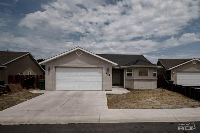 959 Woodhaven, Fallon, NV 89406 (MLS #210011155) :: NVGemme Real Estate