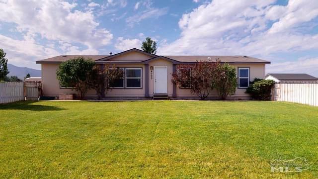4000 Larry Drive, Winnemucca, NV 89445 (MLS #210011156) :: Morales Hall Group