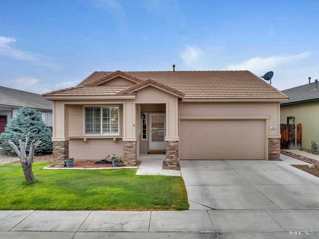 389 Royal Troon Drive, Dayton, NV 89403 (MLS #210011158) :: Chase International Real Estate