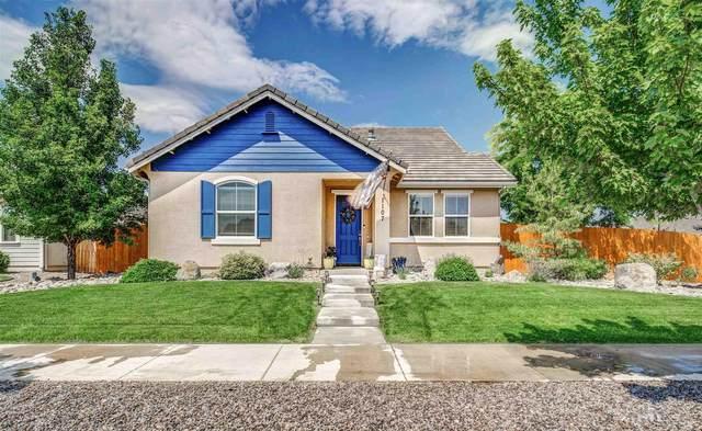 1107 Monterrey Court, Minden, NV 89423 (MLS #210011159) :: Chase International Real Estate
