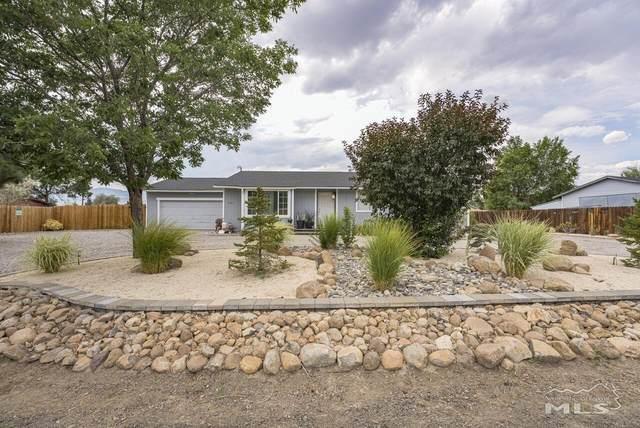 3605 Siskin Ln, Reno, NV 89508 (MLS #210011160) :: Vaulet Group Real Estate