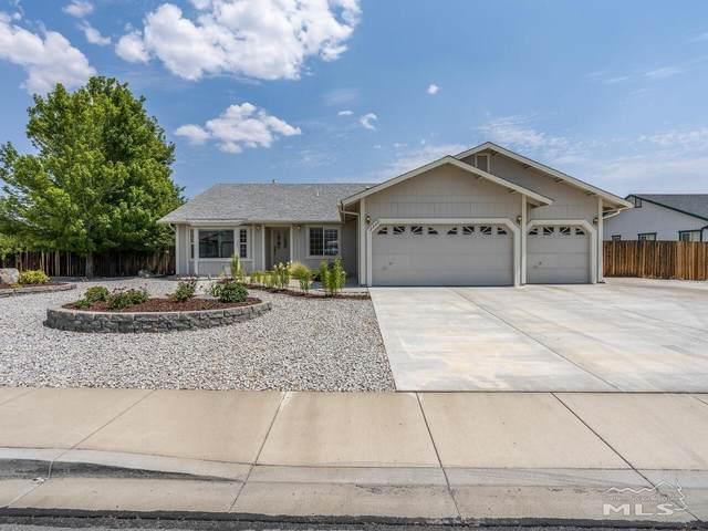 2262 Soar Dr, Sparks, NV 89441 (MLS #210011164) :: NVGemme Real Estate