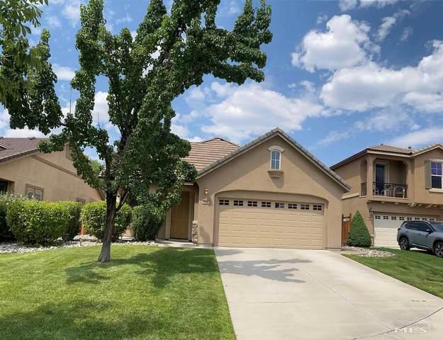 3776 Lepus Dr, Sparks, NV 89436 (MLS #210011165) :: NVGemme Real Estate