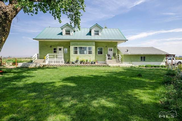 130 Penrose, Yerington, NV 89447 (MLS #210011166) :: Vaulet Group Real Estate