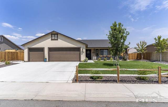 134 Hood, Dayton, NV 89403 (MLS #210011173) :: Vaulet Group Real Estate