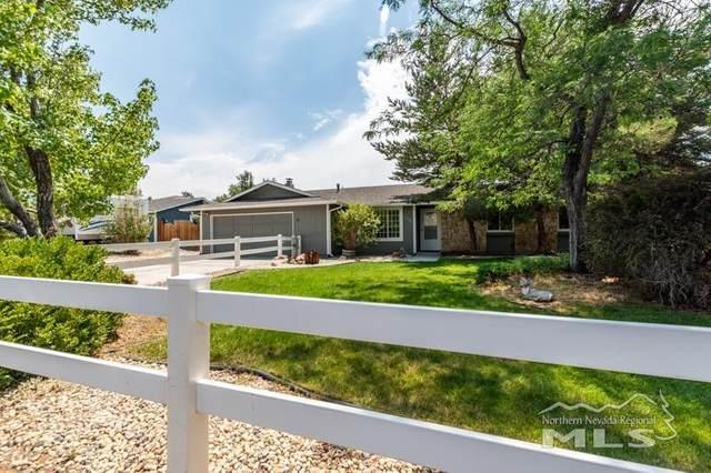 1360 High Chaparral Drive, Reno, NV 89521 (MLS #210011176) :: NVGemme Real Estate
