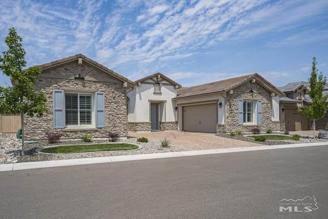 1933 Phaethon Lane, Reno, NV 89521 (MLS #210011178) :: Vaulet Group Real Estate
