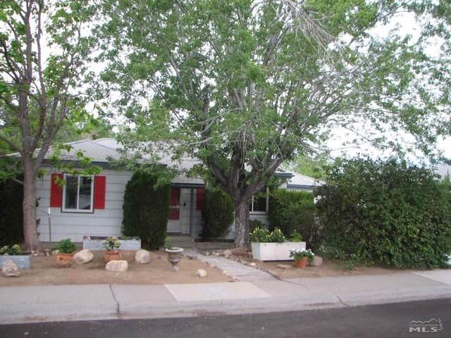 1740 Bonneville Ave., Reno, NV 89503 (MLS #210011179) :: NVGemme Real Estate