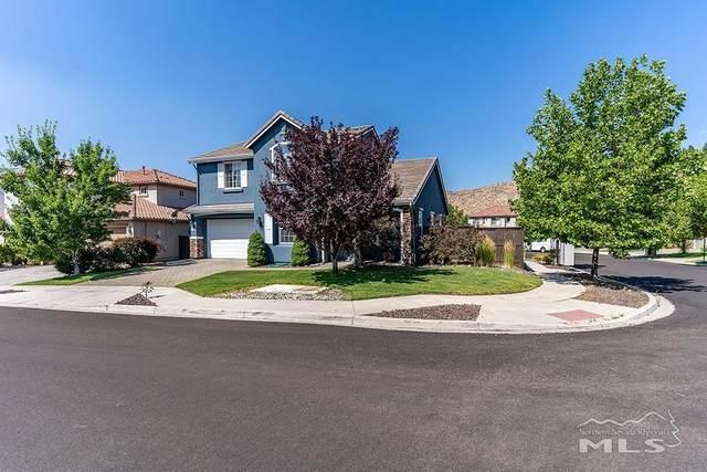 395 Jackson Springs, Reno, NV 89523 (MLS #210011180) :: Morales Hall Group