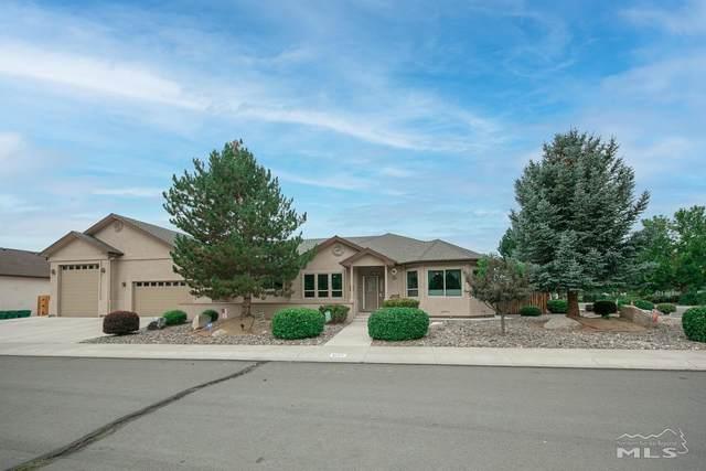 4559 Short Putt Road, Carson City, NV 89701 (MLS #210011183) :: NVGemme Real Estate