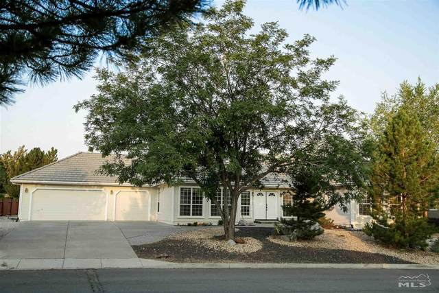 15185 Bailey Canyon Drive, Reno, NV 89521 (MLS #210011187) :: Morales Hall Group