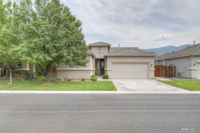 909 Lakeview Drive, Dayton, NV 89403 (MLS #210011188) :: NVGemme Real Estate
